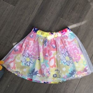 Cherokee Floral Skirt size 3T